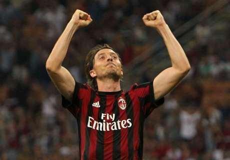 AC Milan hit 24-year European high