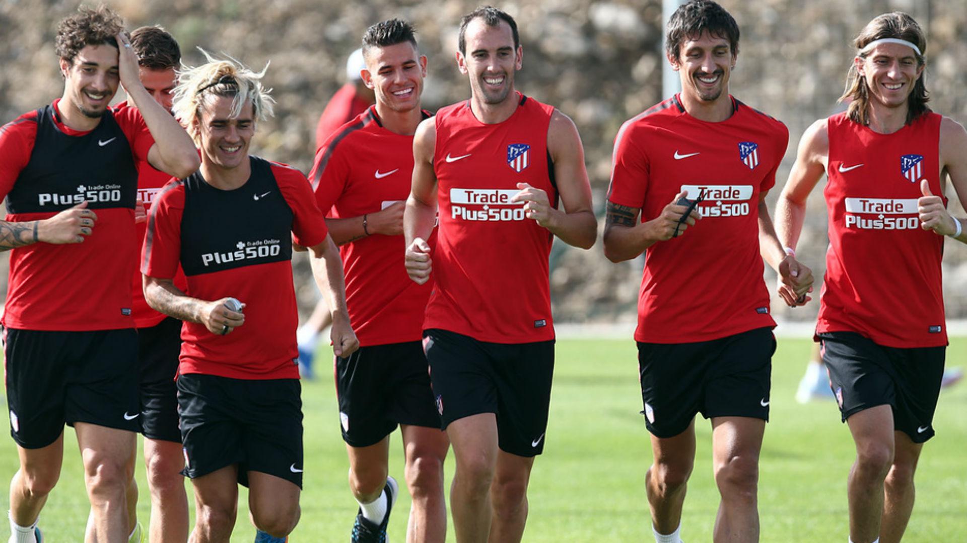 Vrsaljko Atletico Madrid