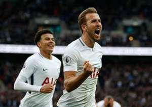 Harry Kane terpilih kembali sebagai striker terbaik Inggris pekan ini, ditemani oleh Mesut Ozil dan beberapa bintang Arsenal. Simak daftar lengkapnya!