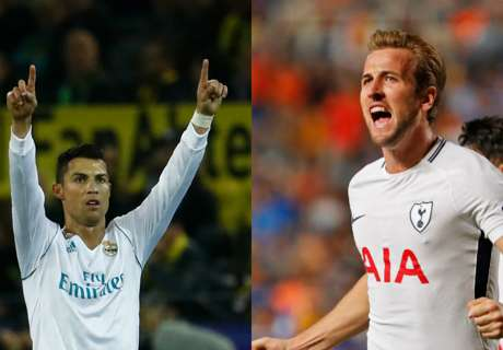 Wetten: Cristiano Ronaldo vs. Harry Kane