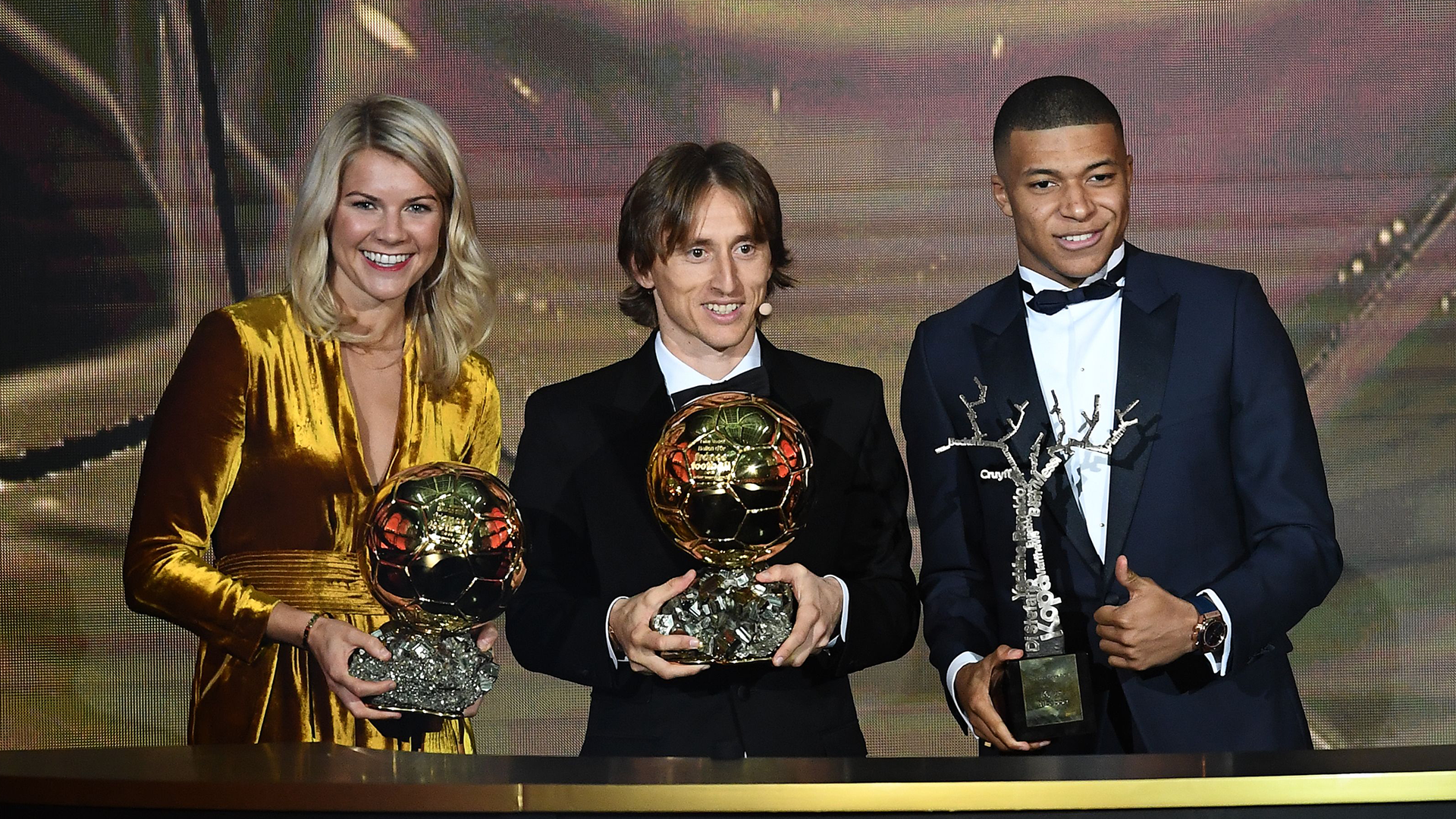 When does the 2019 Ballon d'Or ceremony take place?
