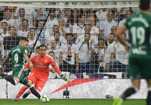 Adán y Sanabria le niegan el récord y la victoria al Real Madrid