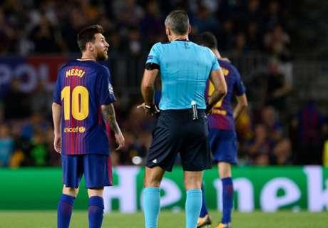 AO VIVO: Barcelona 0 x 0 Olympiacos