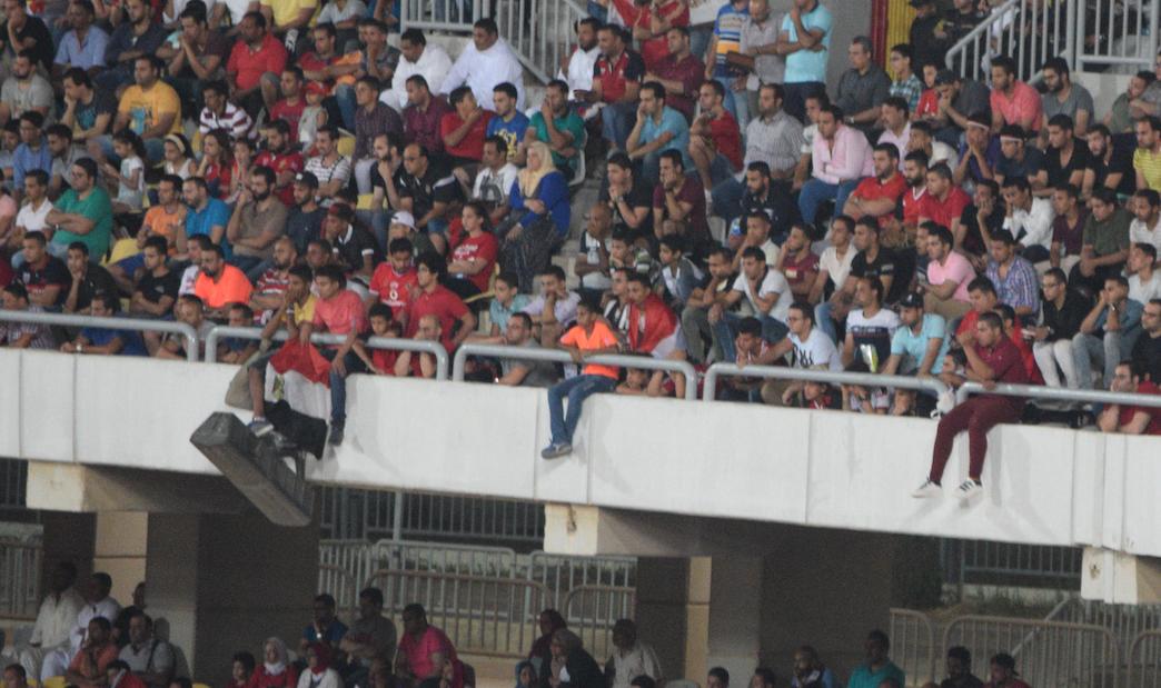 Egytian fans