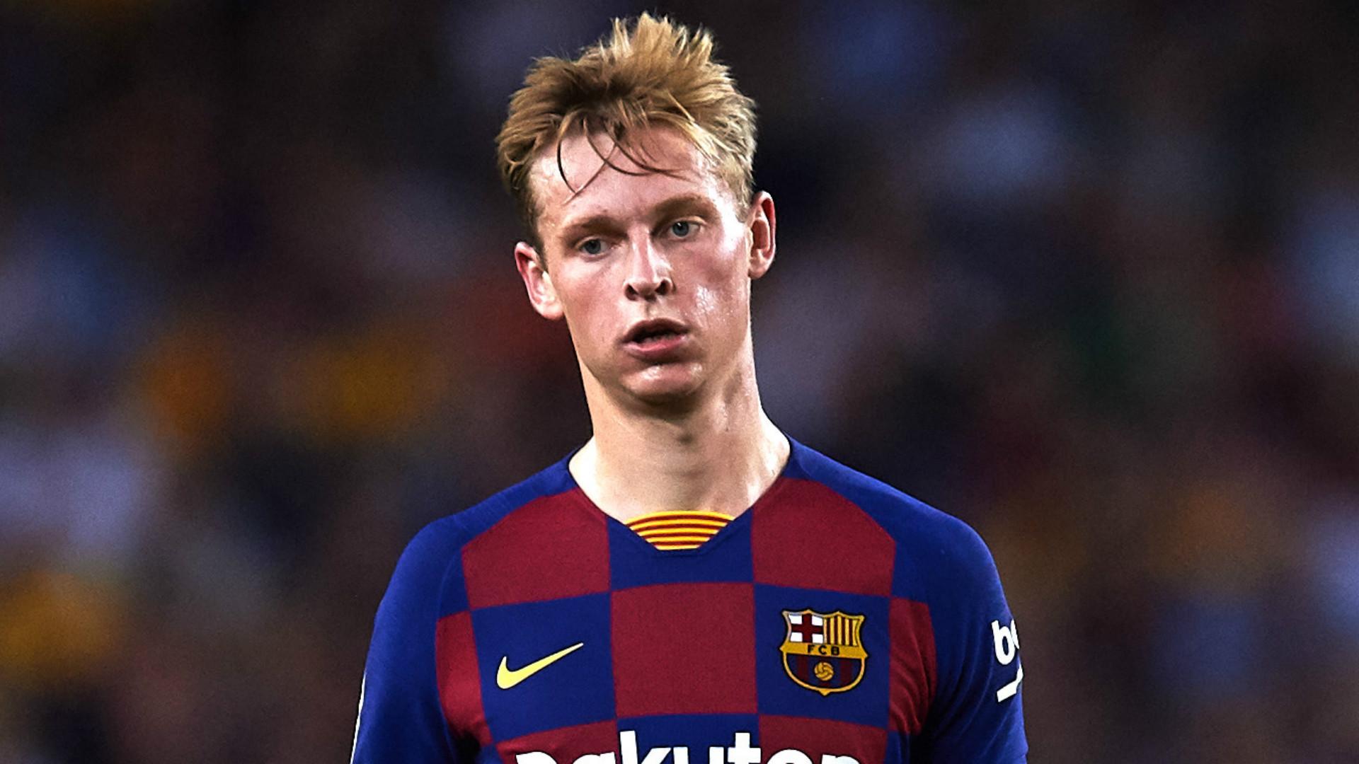 """Barça - De Jong : """"J'aurais choisi City ou le PSG si je n'étais pas allé à Barcelone"""""""