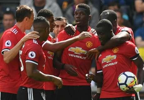 Man United Kembali Menang 4-0