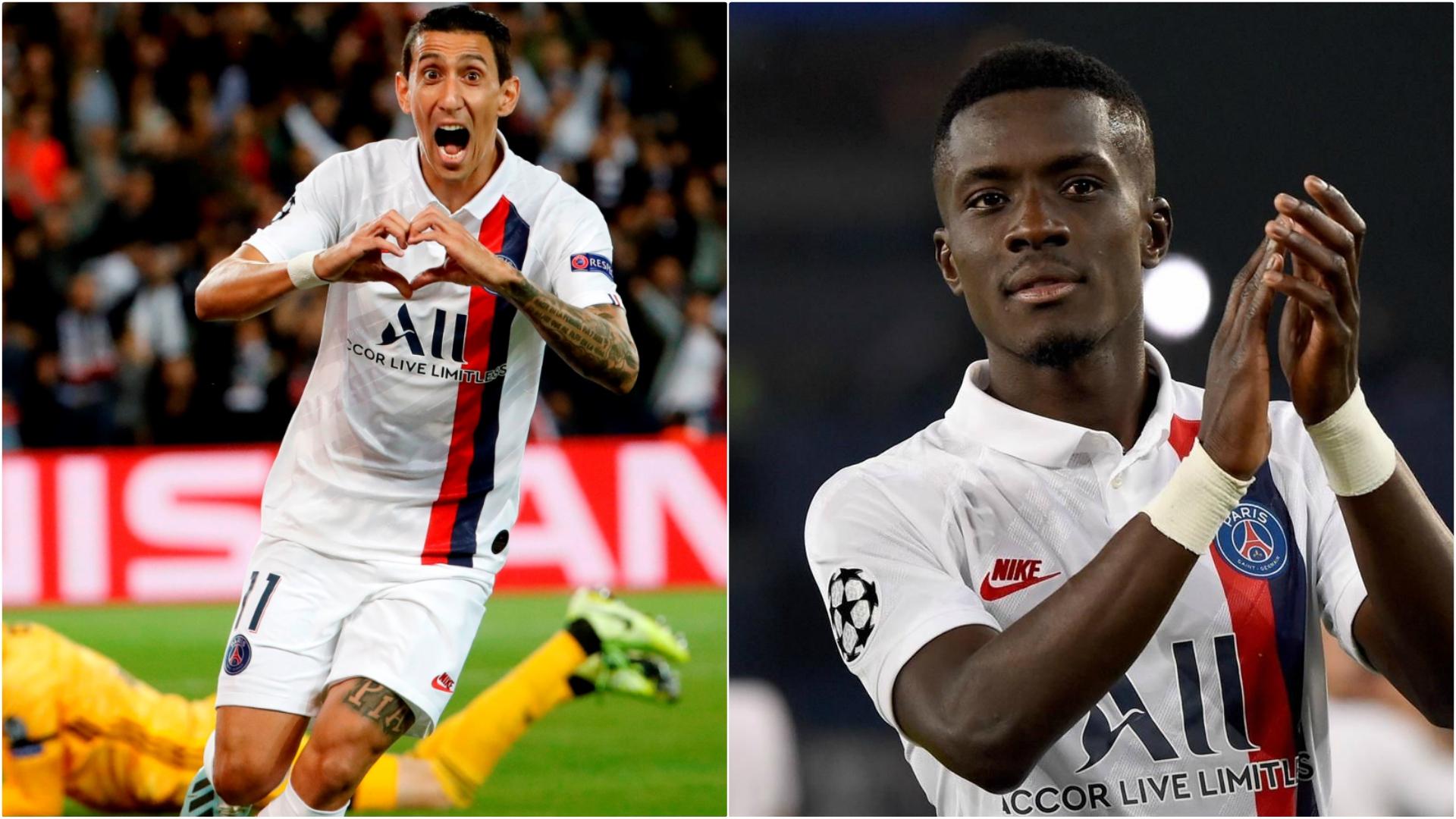 PSG-Real Madrid : Entre Di Maria et Gueye, qui a été l'homme du match ?