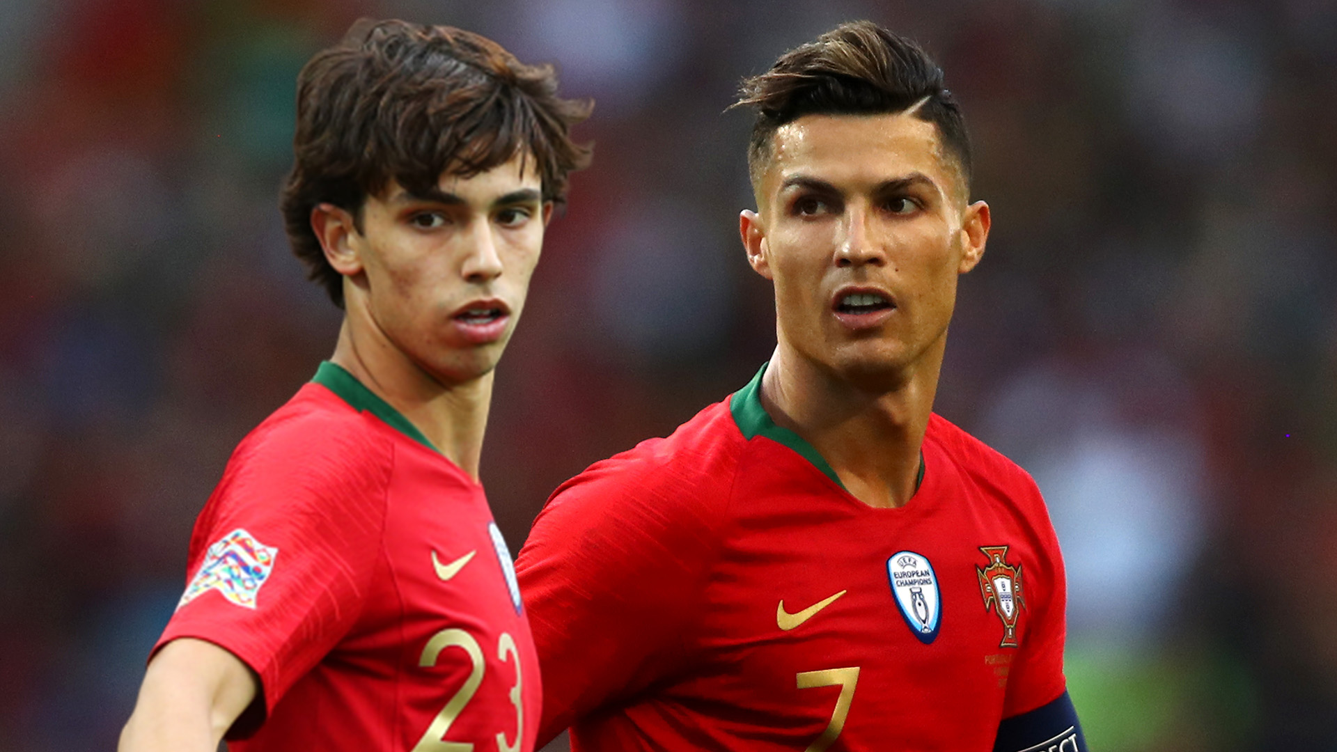 "Atlético Madrid, Diego Simeone : ""Non, Joao Felix n'est pas comme Cristiano Ronaldo"""
