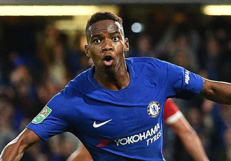 Magical Musonda leads way for Chelsea
