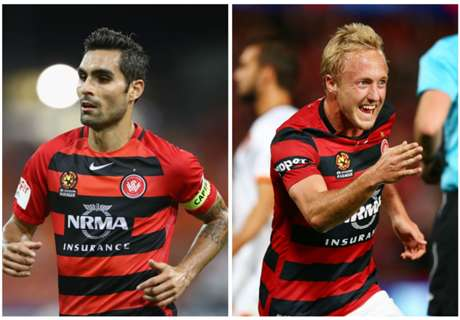 Wanderers farewell 10 players