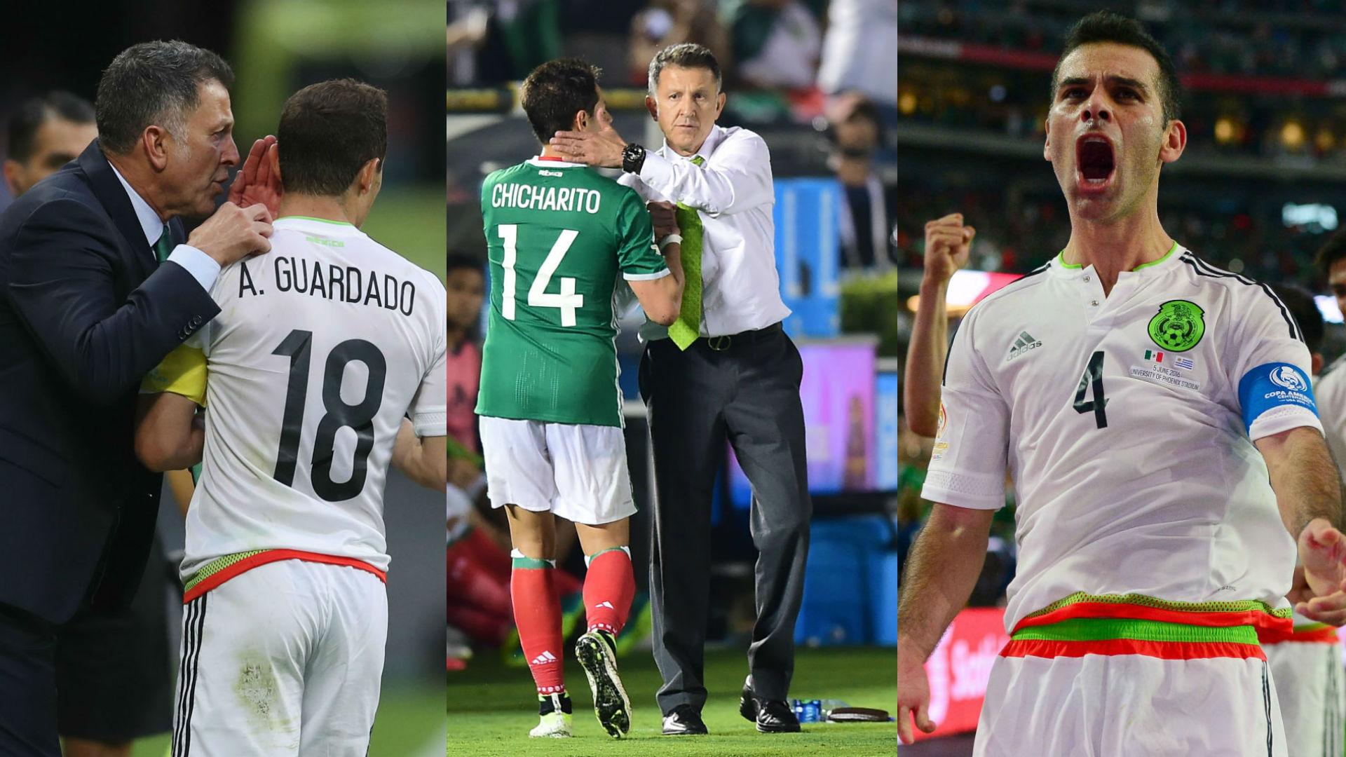 México lo tiene todo para ganarle a Rusia