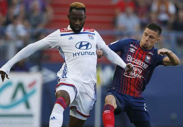 Lyon moussa demb l il y a eu du bon et du moins bon - Resultat foot lyon marseille coupe de la ligue ...