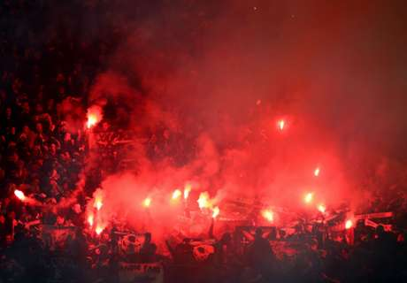 How Utd brought hooliganism to France