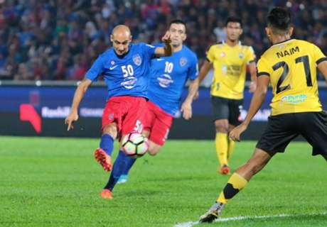 JDT celebrations delayed another week