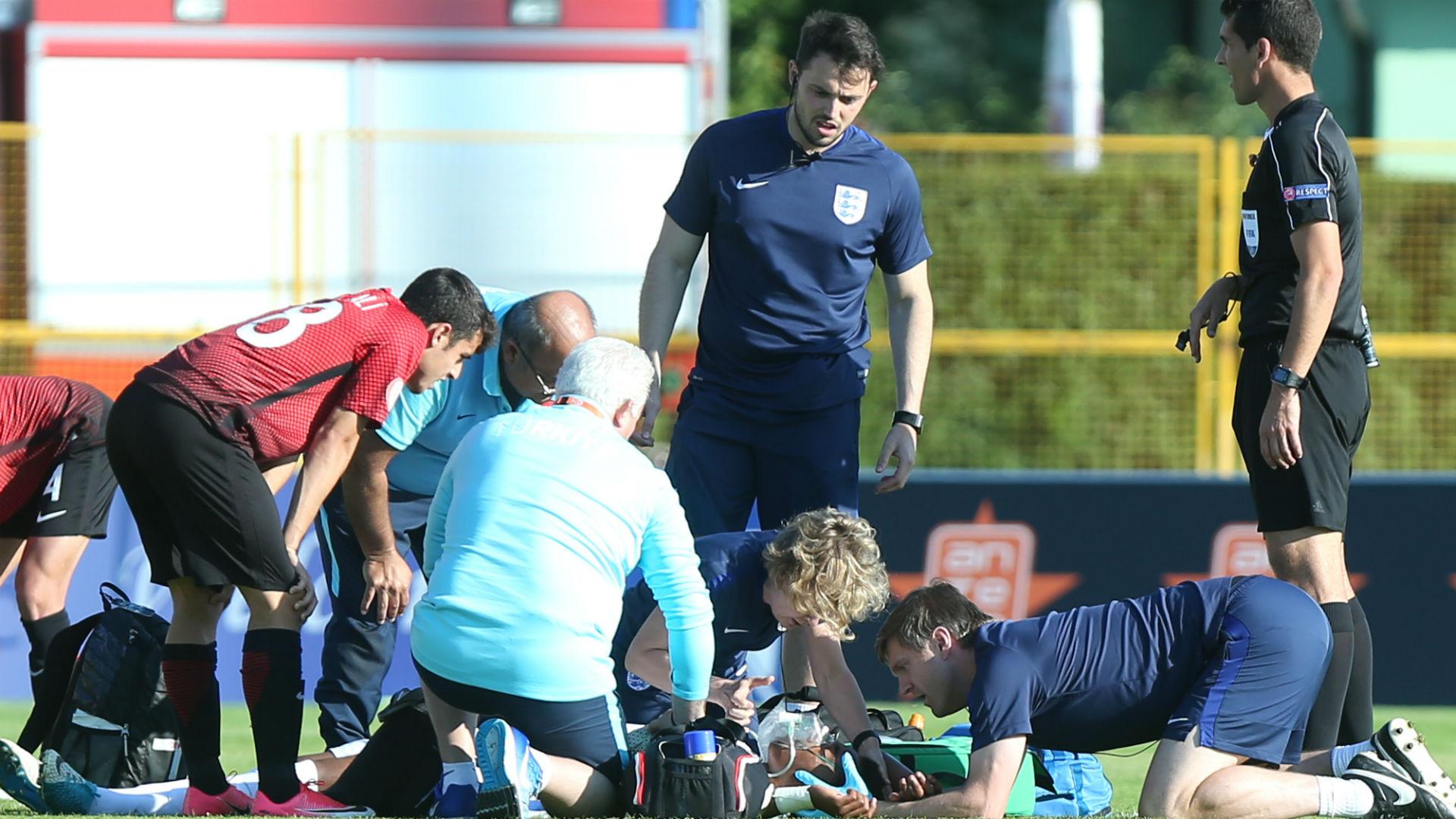 Tashan Oakley-Boothe, England U17, Euro U17, 05162017