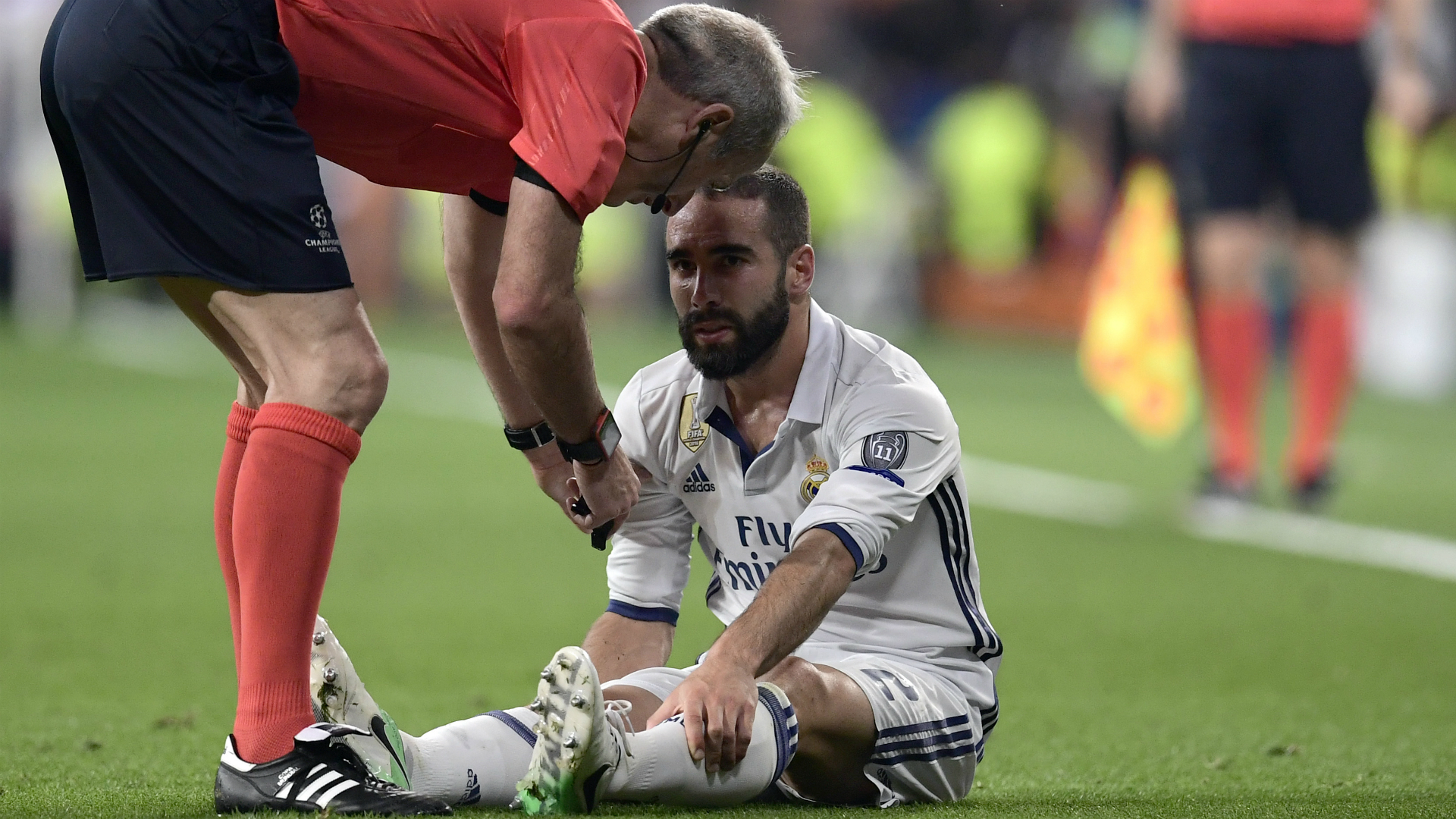 Dani Carvajal se pierde revancha ante Atlético