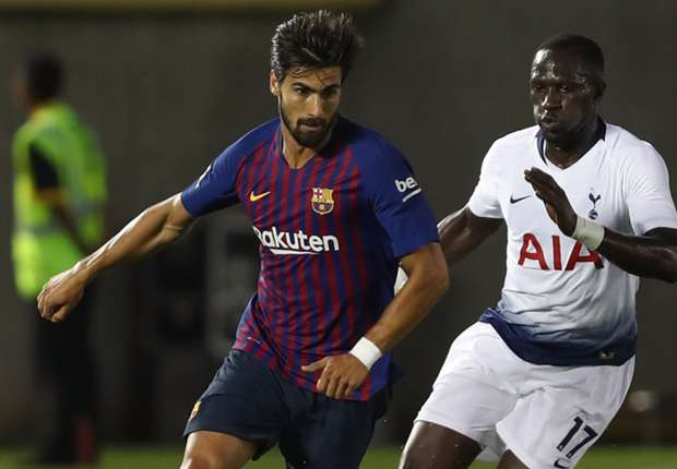 Image result for andre gomes vs tottenham