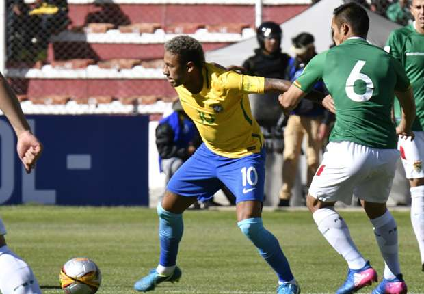 IN STATS: All the numbers from Brazil's draw in Bolivia