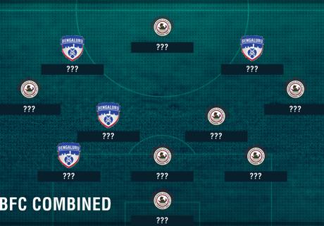 I-League 2017: BFC and MB XI