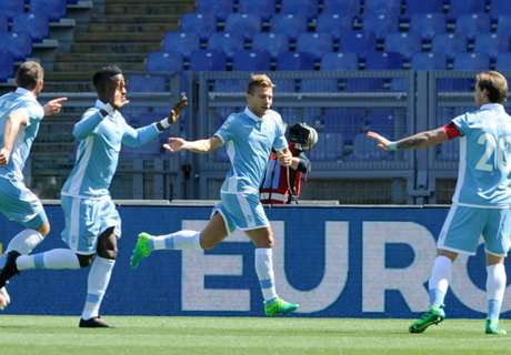 REVIEW: Hujan Gol, Lazio Taklukkan Palermo