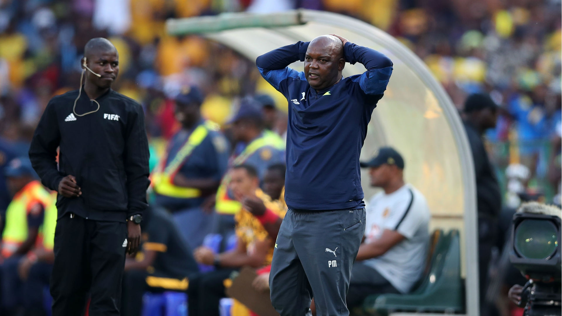 Mamelodi Sundowns legal chief: We are being hit left, right and centre