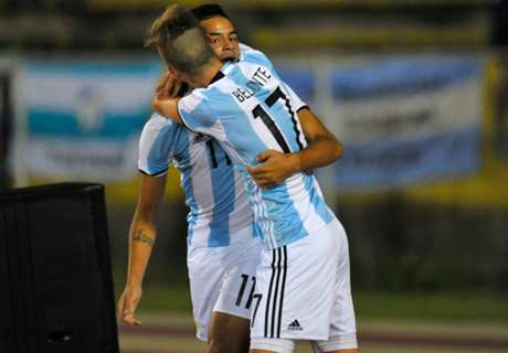 WATCH: Argentina hit five past Guinea