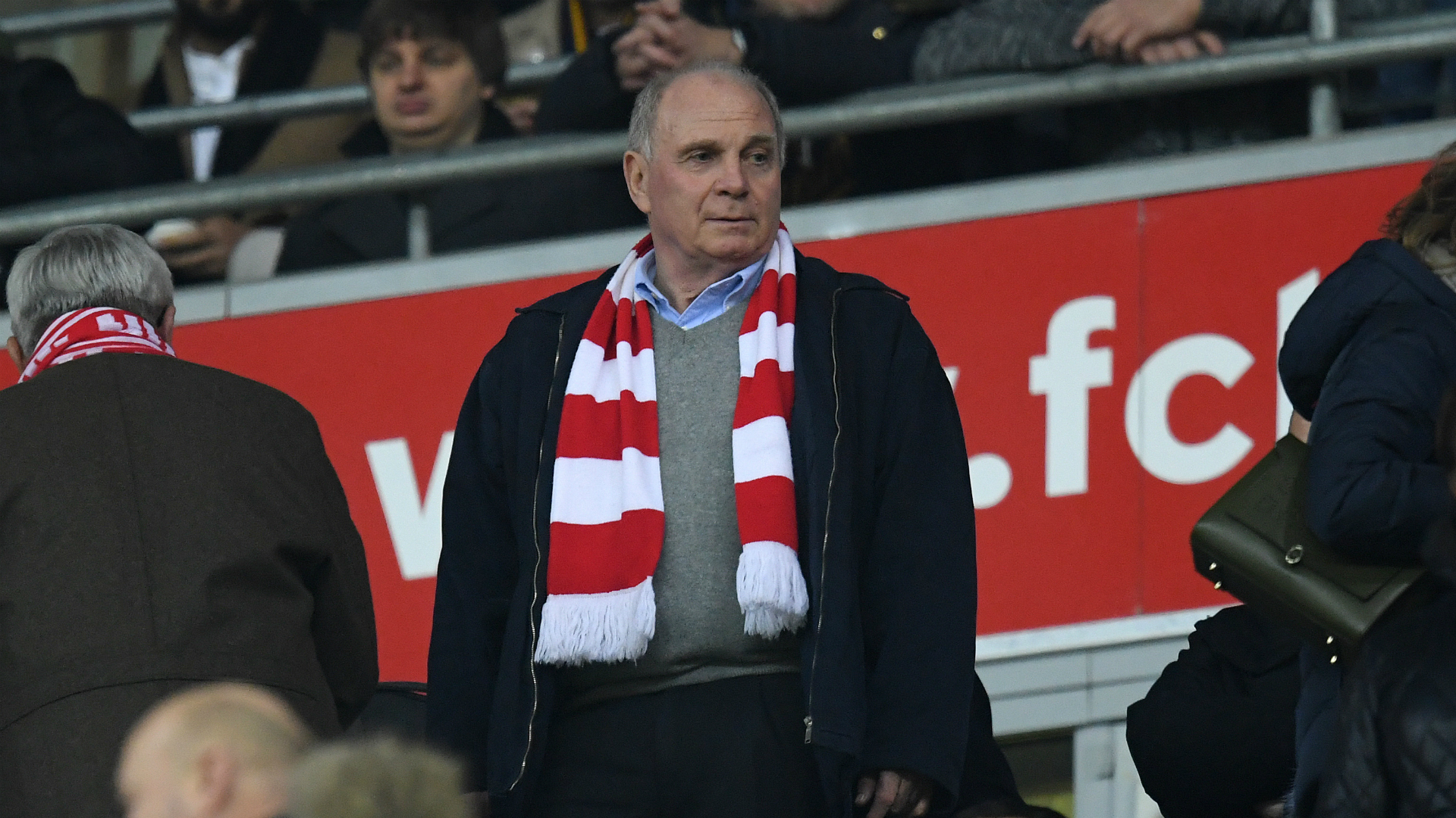 Hoeness très confiant pour Tolisso — Bayern