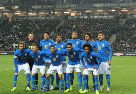 Ranking da Fifa define potes do sorteio da Copa América