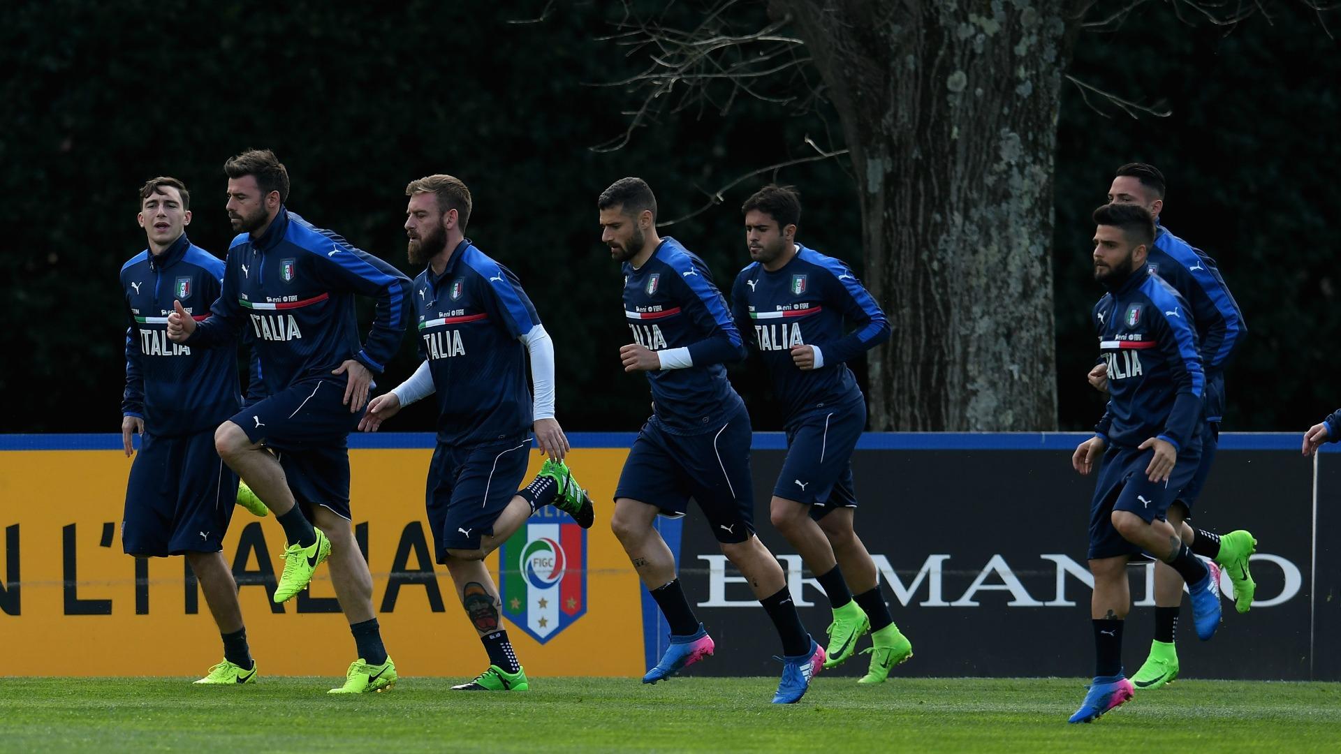 Nazionale, contro l'Albania ci sarà Bonucci. Smaltito l'attacco influenzale