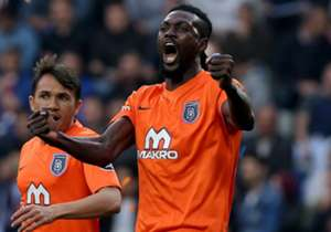 Emmanuel Adebayor (Istanbul Basaksehir): Togolese veteran attacker Adebayor featured throughout for his Turkish side Basaksehir as they were beaten 2-1 at home by Sevilla on Wednesday. They will now have to overcome the deficit in Spain next week. Ghan...