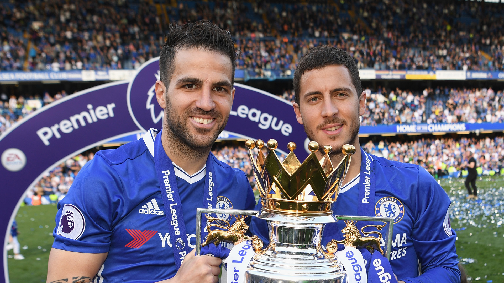 Cesc Fabregas vows to