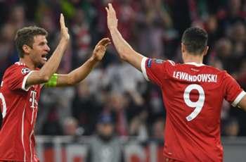 LIVE: Bayern Munich vs Celtic