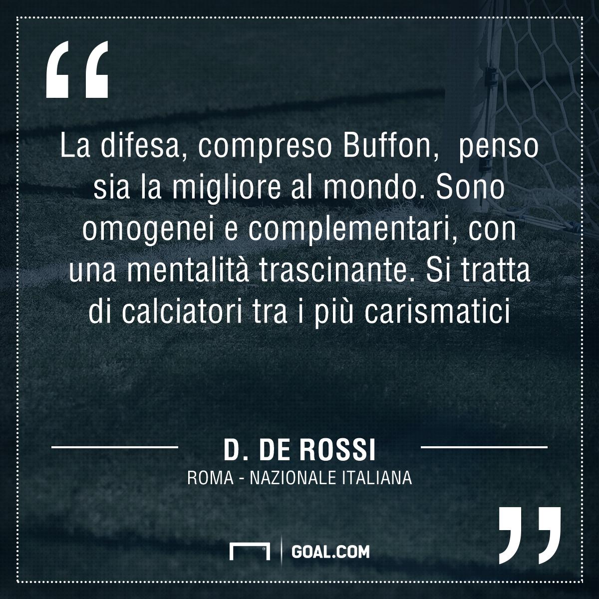 Euro 2016, De Rossi: Contro Irlanda non è gara inutile