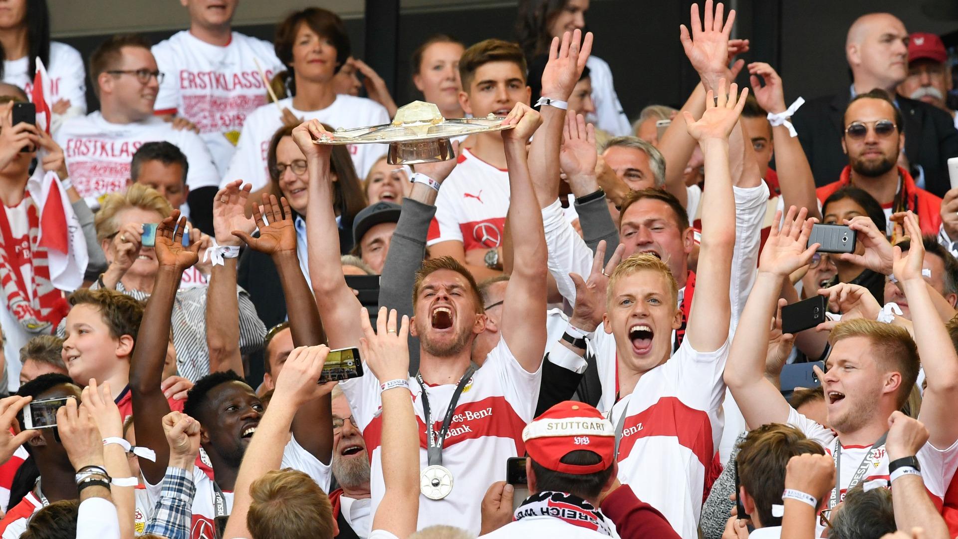 VfB Stuttgart darf Fußball-Abteilung in eine AG ausgliedern