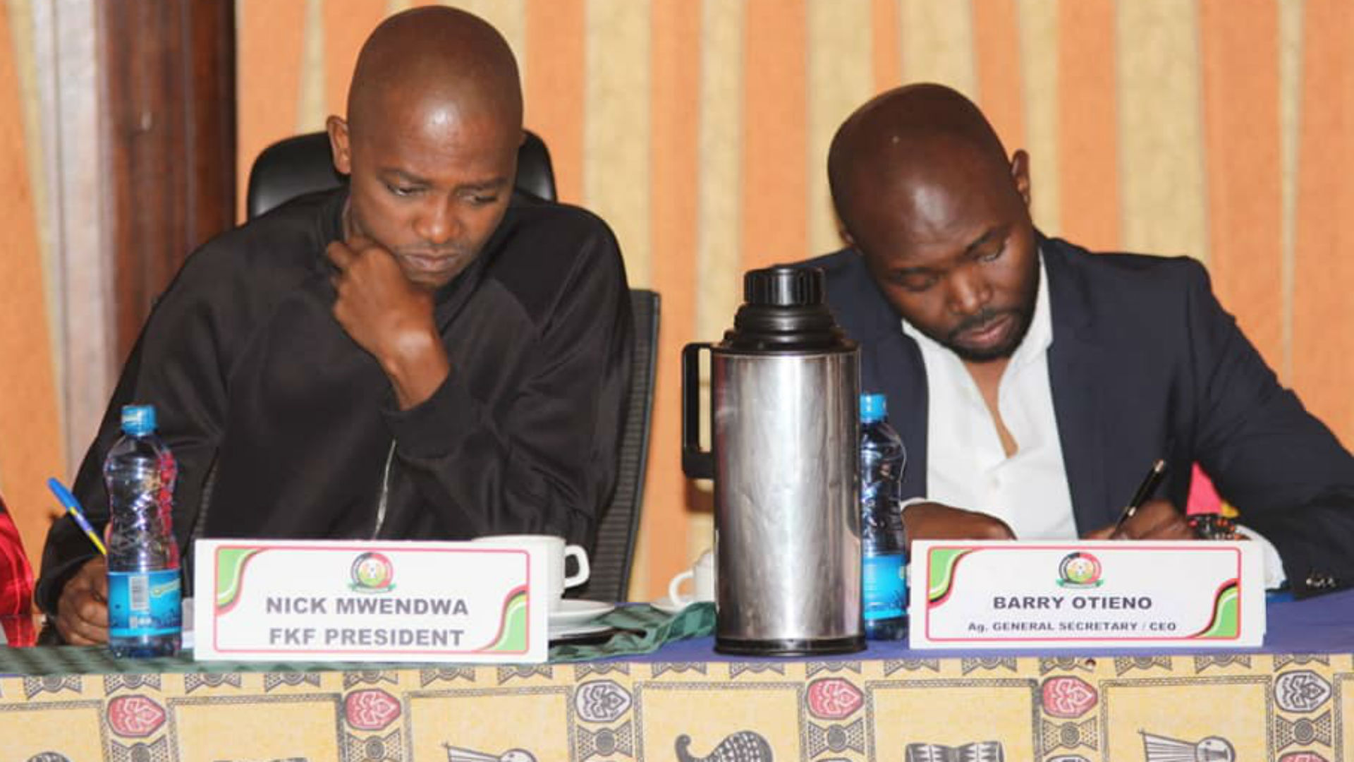 FKF and KRA agree on settlement plan for 2012 tax arrears