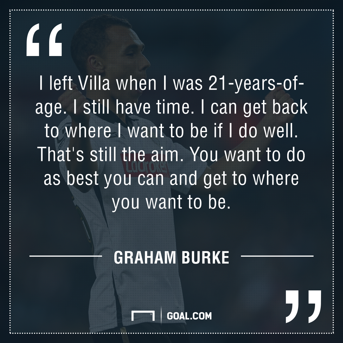 GFX Graham Burke Quote