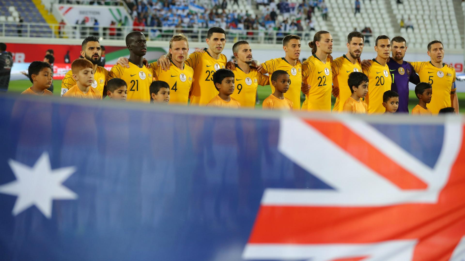 Socceroos drawn alongside Jordan for 2022 World Cup qualifying