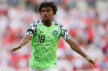 EXTRA TIME: Iwobi's Arsenal teammate Aubameyang pleads for Nigeria World Cup kit