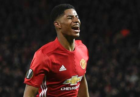 Going the Extra Mile: Rashford