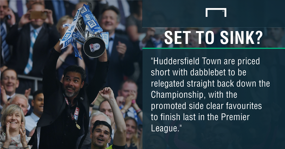 GFX Huddersfield Town betting