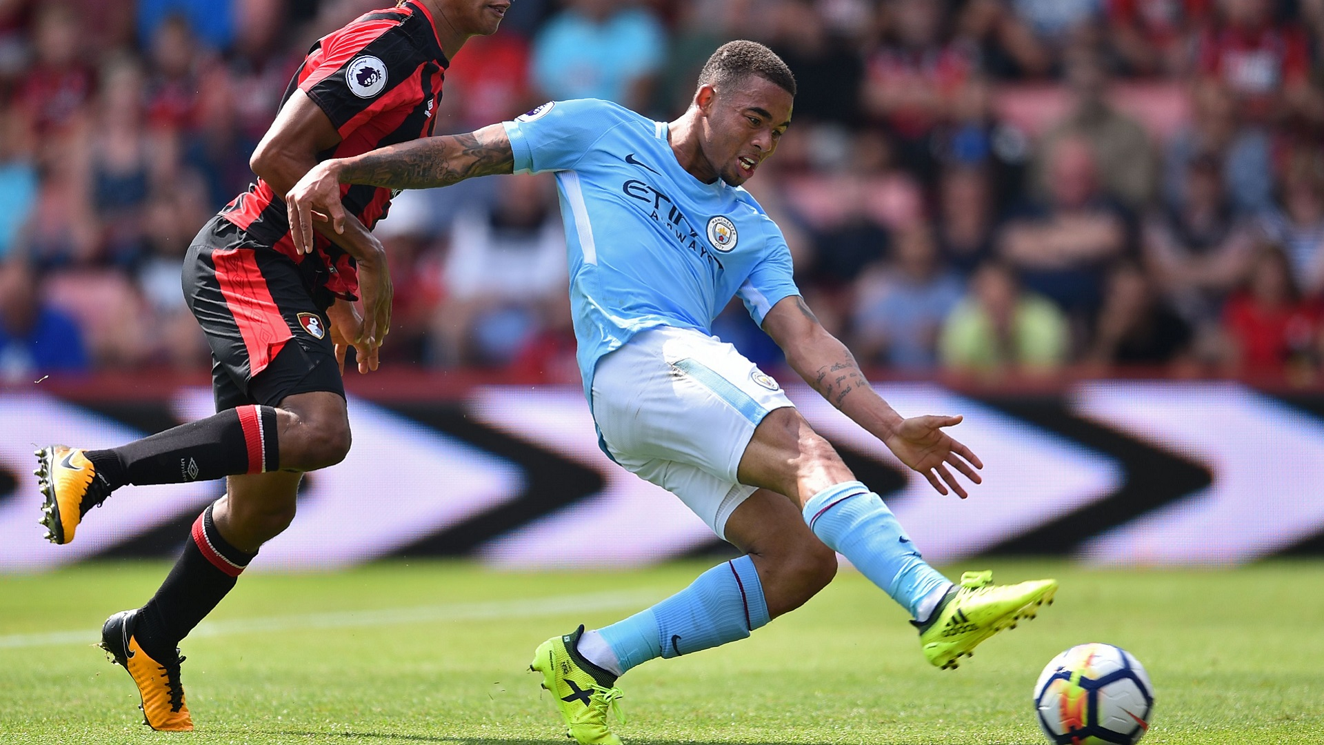 2017-08-26 Jesus Manchester City