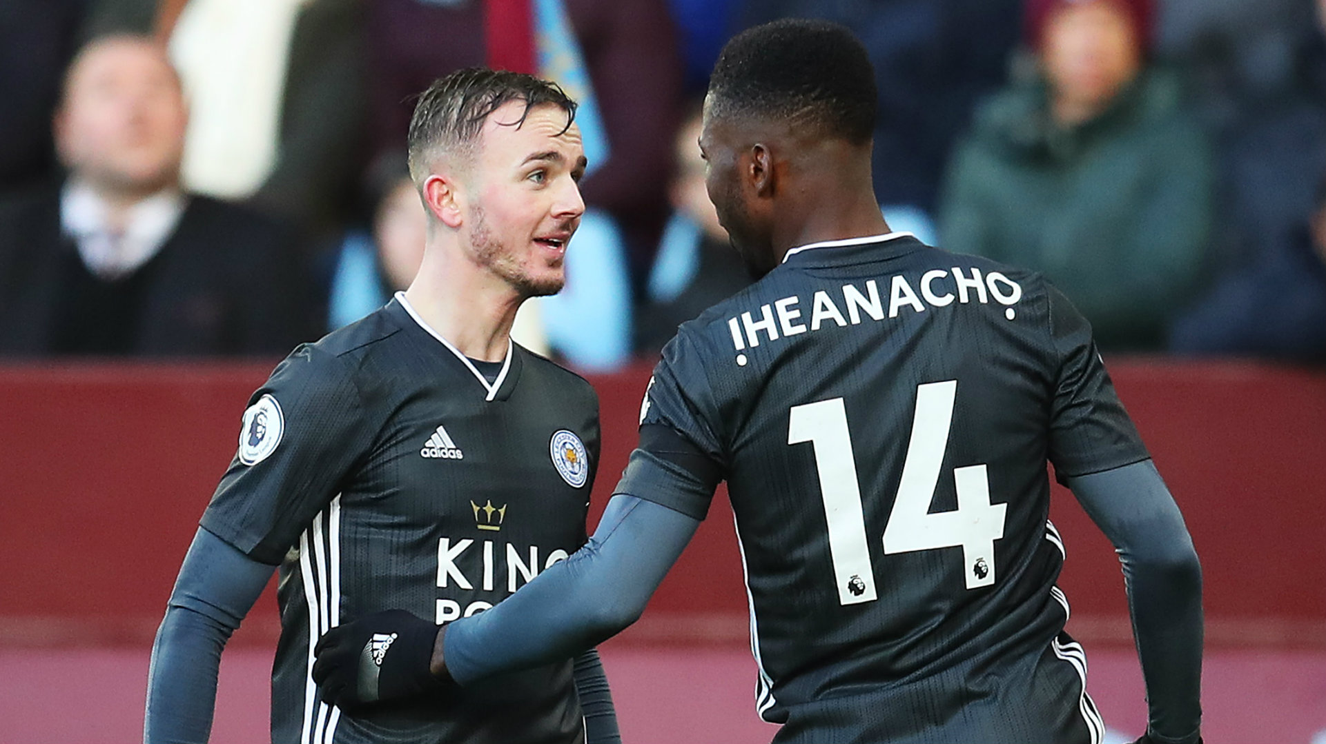 Iheanacho resurgence opens up new possibilities for Leicester in title race