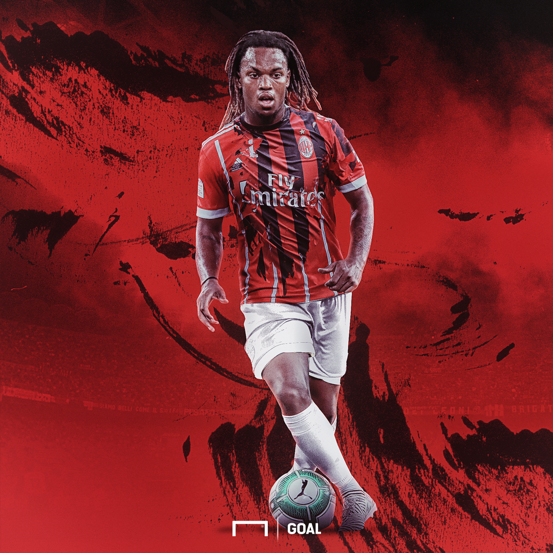 EMBED ONLY Renato Sanches AC Milan