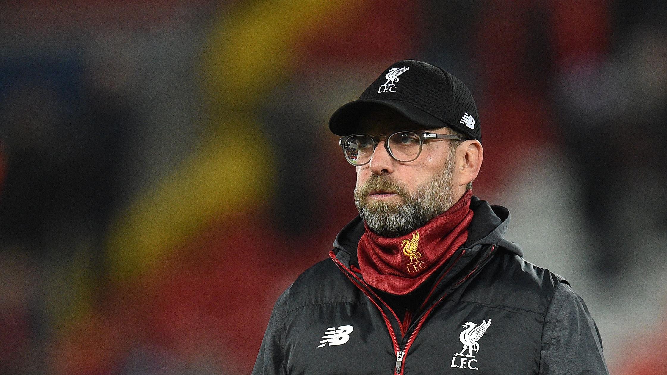Klopp slams German translator ahead of Liverpool's crunch match with Salzburg