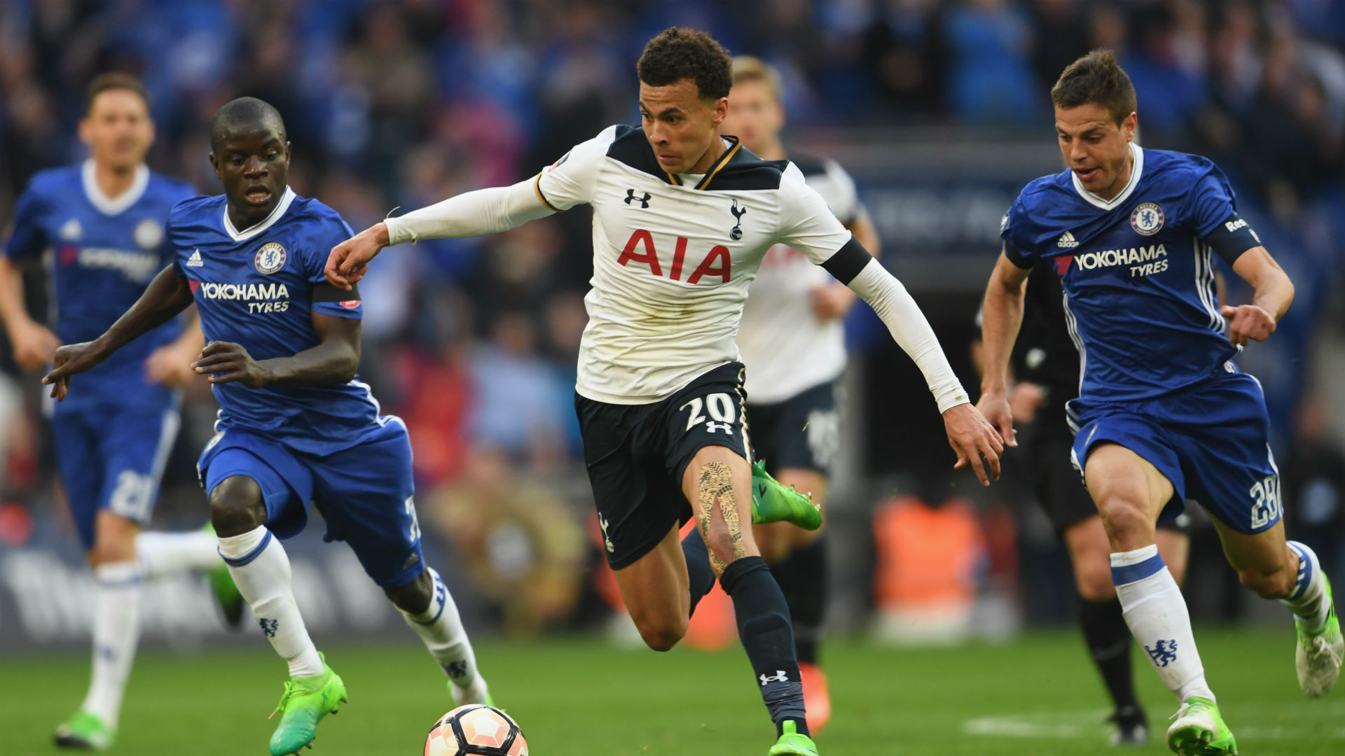 Tottenham Vs Chelsea: Crystal Palace V Tottenham Betting: Back Potential