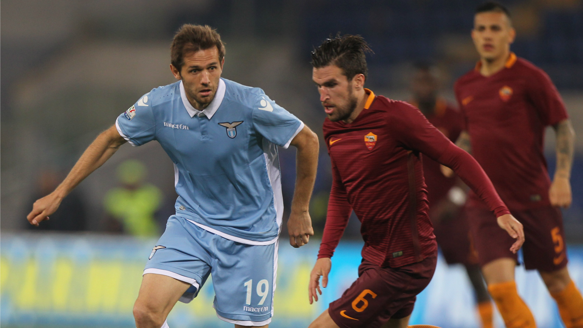 Roma-Lazio, Lulic:
