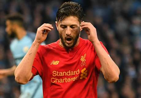 Lallana set for month on sidelines