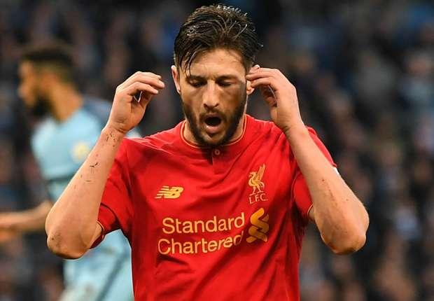 Liverpool, Lallana s'excuse après une occasion ratée