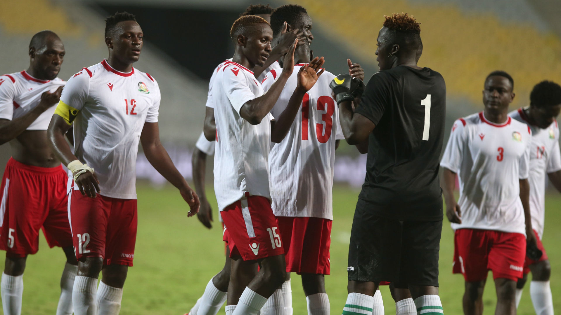 Afcon 2021 Qualifiers: Harambee Stars deserved to win against Egypt – Kimanzi