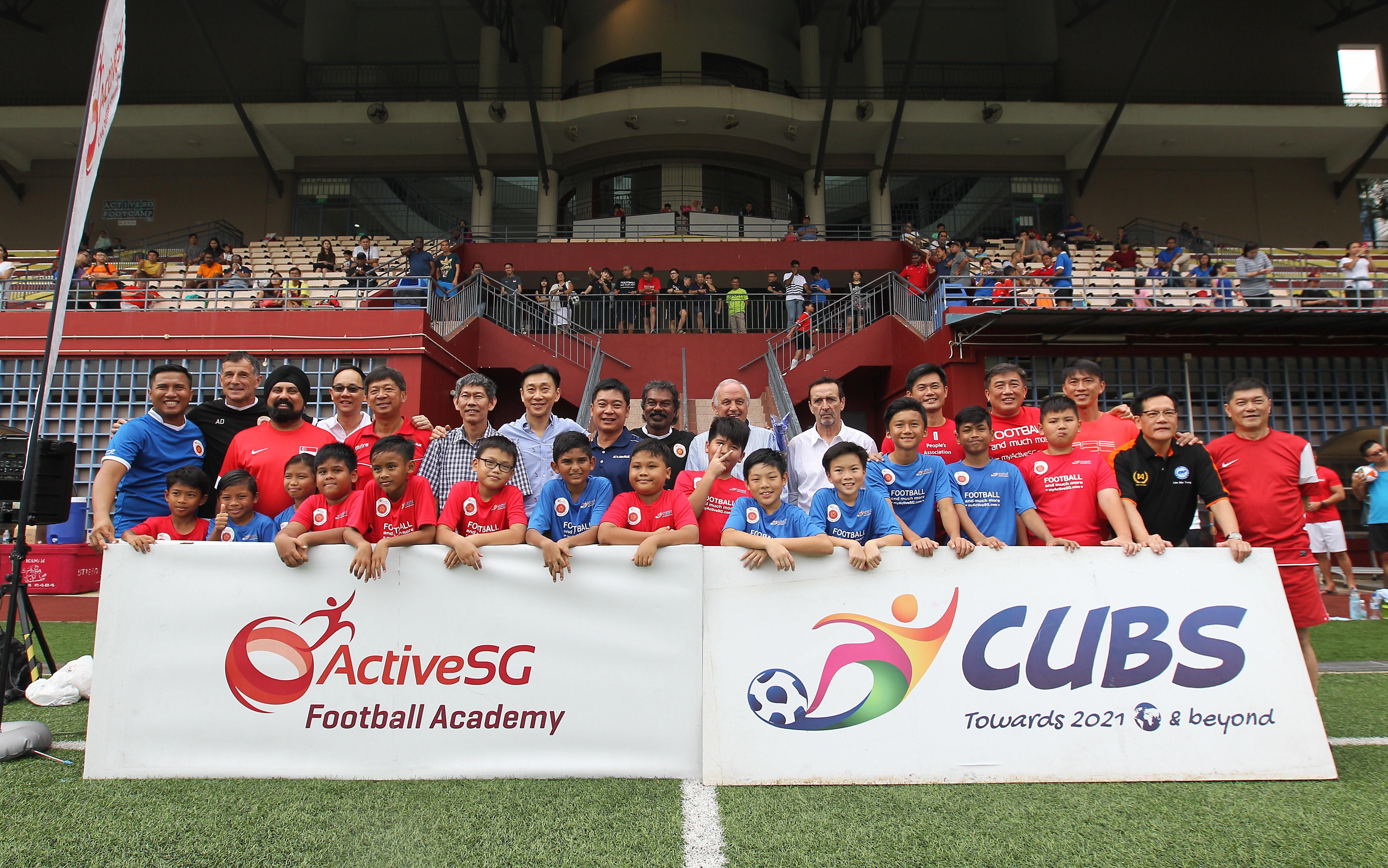 Active Cubs Programme